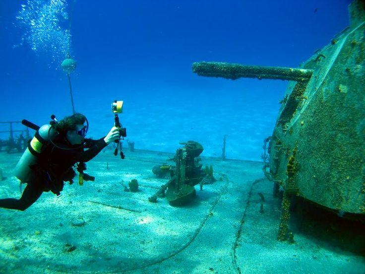 Dive Cayman Brac, Cayman Islands - Bucket List Dream from TripBucket