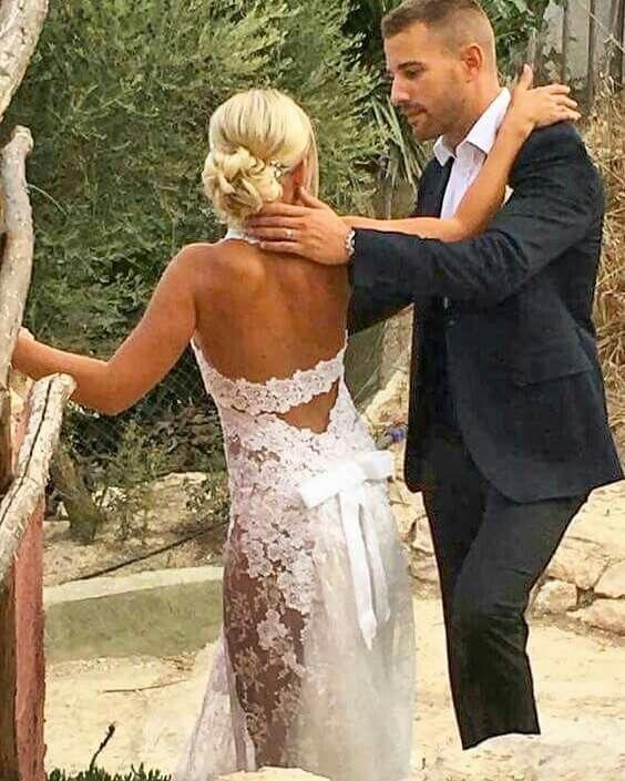 #weddingdress @lauradevillebonne #stylistdesigner #hairandmakeupartist @jeanmariecontreras
