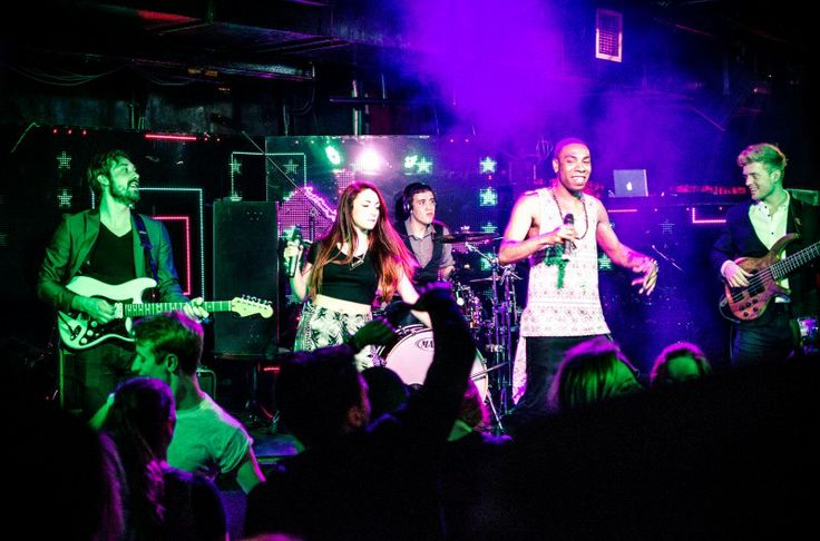 Up Beat- London based party band that specialise in playing the latest chart topping hits, from Labrinth to Lady Gaga - they have it all!  http://www.matchboxmusic.co.uk/artists/detail/up-beat  #WeddingBand #BandForHire #PartyBand #LiveWeddingMusic #Entertainment