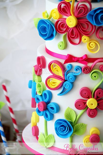 Quilling close up. | Flickr - Photo Sharing!