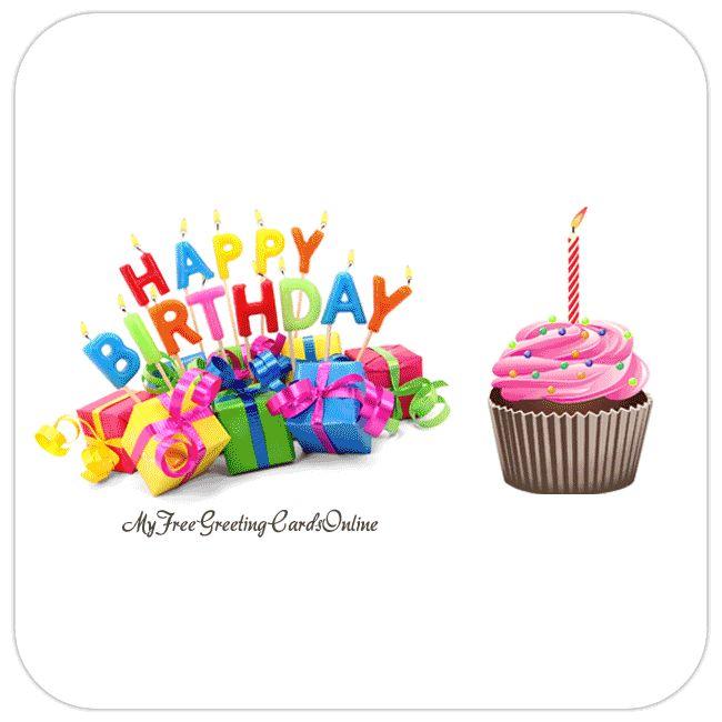 Happy birthday | Animated Card | myfreegreetingcardsonline.com #HappyBirthday #BirthdayWishes