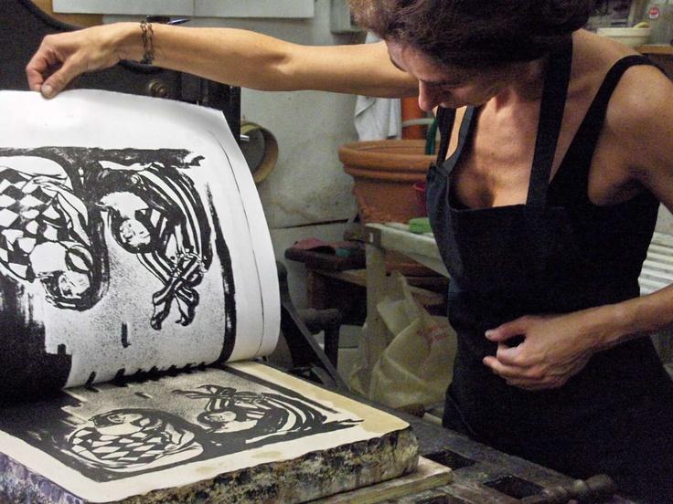 Silvia Borgogni - Grafica d'Arte
