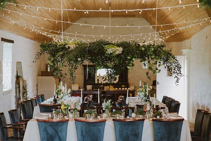 refined + rustic wedding reception   kitchener photography   via: love my dress