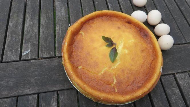 Corsicaanse heimwee-cheesecake zonder korst