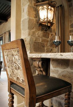 Private residence mediterranean kitchen cleveland house of l interior design details for Interior designers cleveland ohio