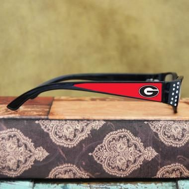 Georgia Bulldogs Reading Glasses. (Available in 160 Schools!) Choice of Strengths. This is an Officially Licensed Product. SaveSave SaveSaveSaveSaveSaveSaveS
