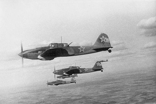 Ilyushin IL-2 Sturmovik.