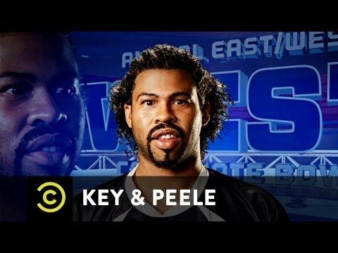 Key & Peele: East/West College Bowl - YouTube