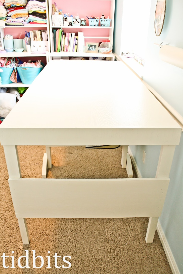 Plans, Tables Plans, Crafts Rooms, Cutting Tables, Rooms Ideas, Sewing ...