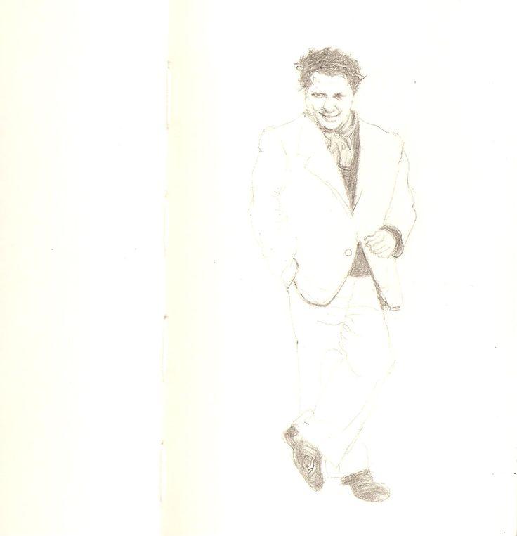 Dylan Thomas, poeta.