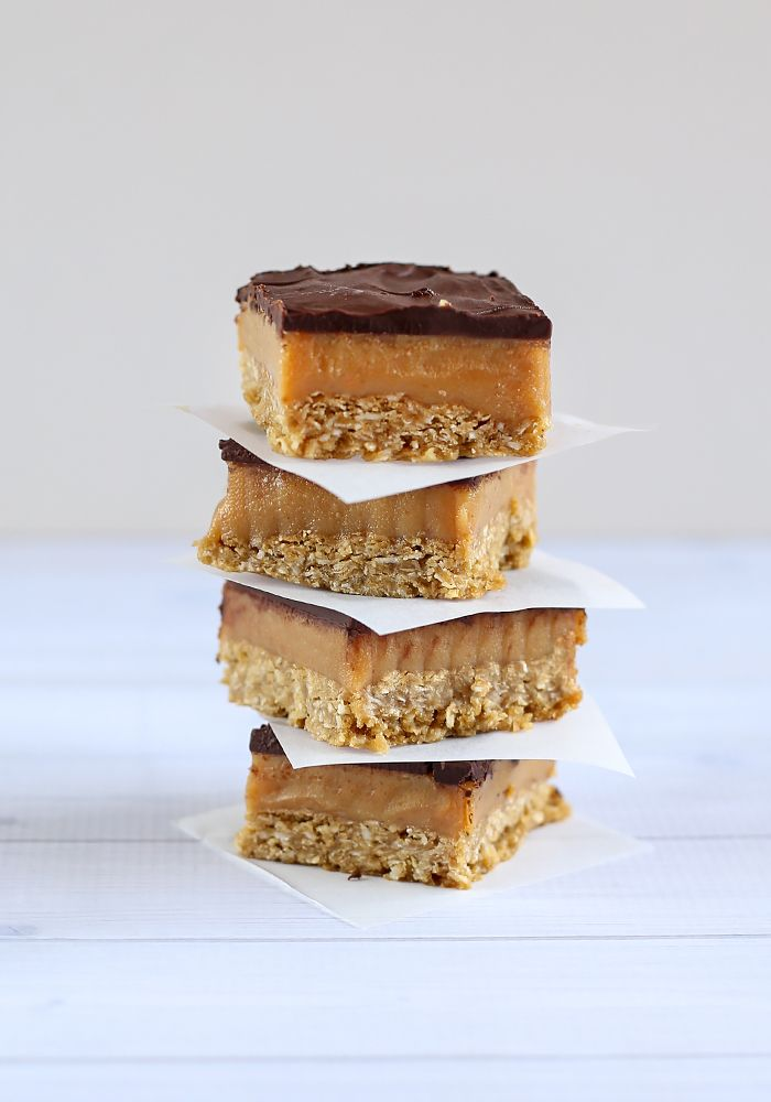 There are 2 desserts I can't bake too often because I will likely devour them before they even get photographed. These are my ANZAC Biscuits and Caramel Slice. So of course, being the masochist I am, I decided to combine them into possibly the most addictive and decadent dessert ever. ANZAC Caramel Slice! For my overseas readers, April 25th, is ANZAC Day and in addition to commemorating our fallen soldiers, we bake and eat ANZAC biscuits. These famous biscuits feature rolled oats, …