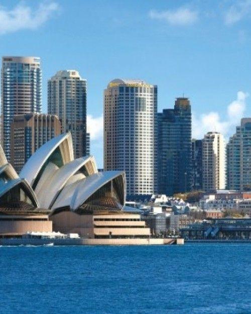 Shangri-La Sydney - Sydney, Australia #Jetsetter #JSTakeMeThere