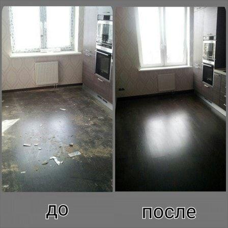 Уборка квартиры после ремонта своими руками