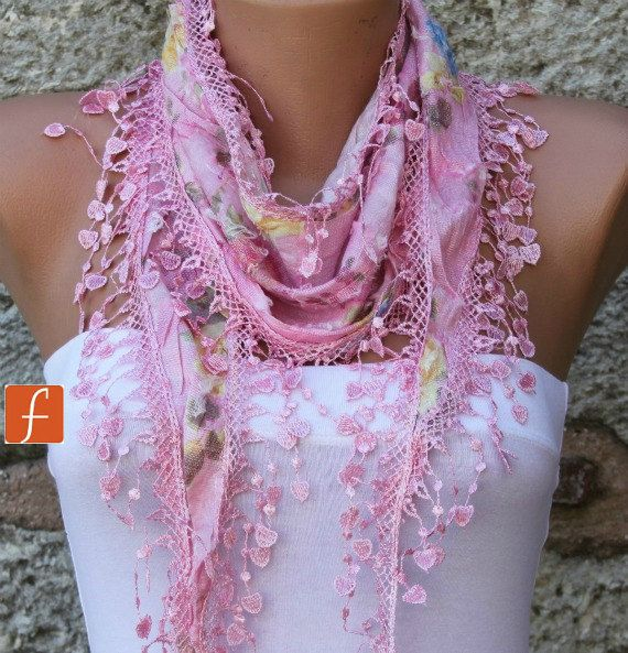 how to wear a fashion scarf summer