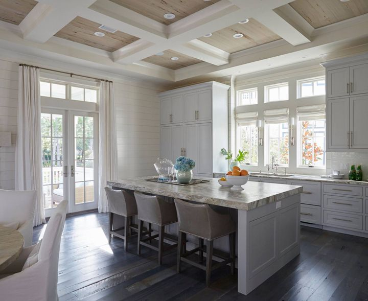 coastal kitchen   Geoff Chick & Associates