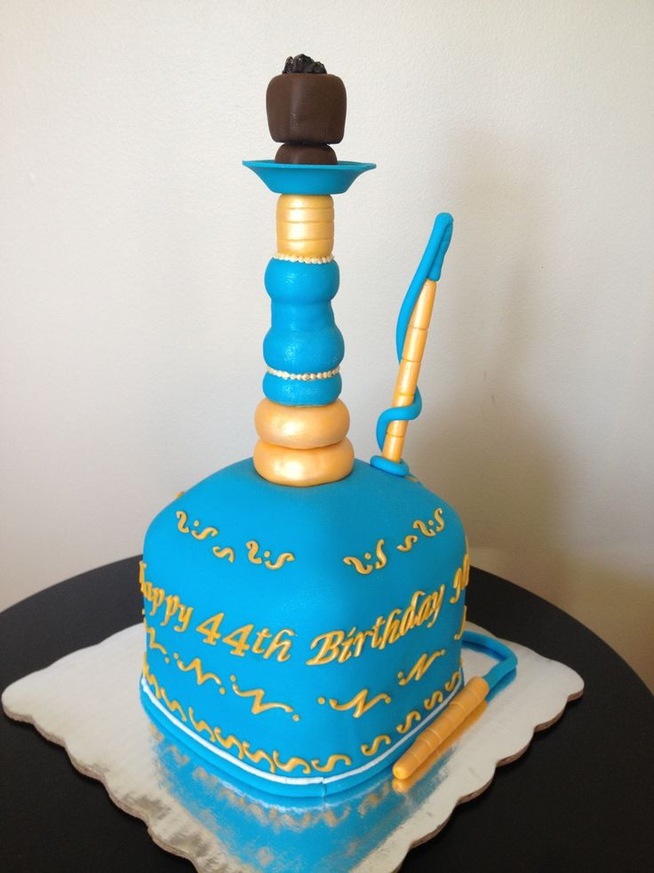 Hookah Cake Sassy But Sweet By Edith Pinterest