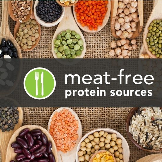 This is a great post about different meatless proteins and how to prepare them for you vegans/vegetarians or people thinking about becoming one. Check out how to prepare them HERE. Here is the list of great proteins for you! Beans Tofu Quinoa Lentils Seitan Natto Tempeh