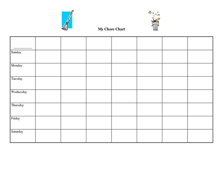 Free Printable Blank Spreadsheets – Free Printable Spreadsheets Blank