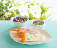 CHUNKY CREAMCICLES. A delicious frozen treat that kids will love! #mmmeatshops #SummerSecretsContest