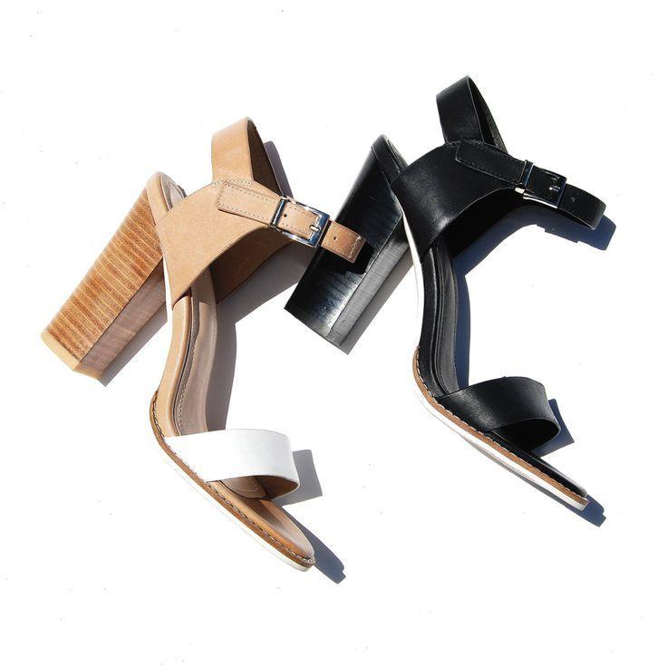 PIPER #blockheel. #jomercershoes #shopnow