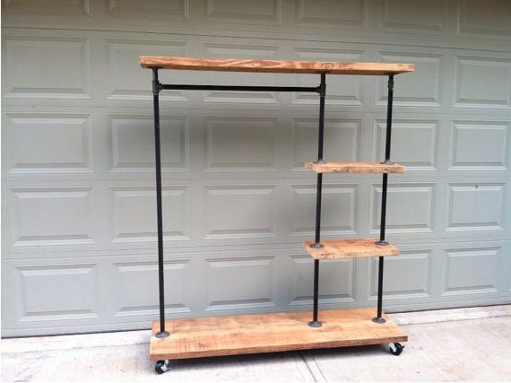 Interesting storage for swing projects