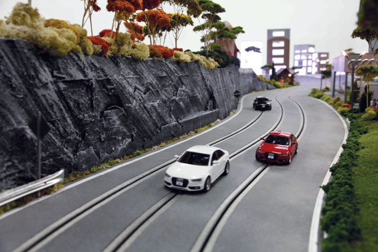 Audi Canada Reinvents the Test Drive With... Slot-Car Racing