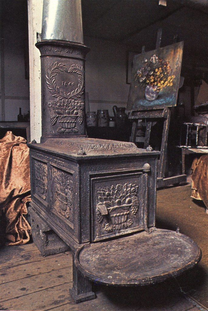 537 Best Vintage Wood Stoves And Heaters Images On