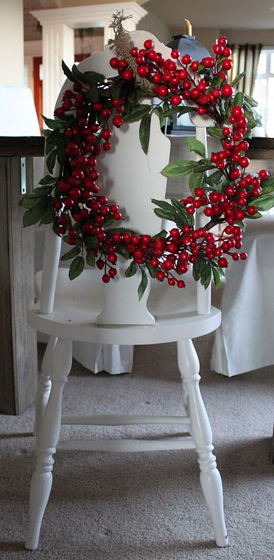 Vintage Christmas Home - AKA my dream home decor!