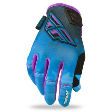 Fly Racing 2014 Kinetic Girl'S Bmx Gloves