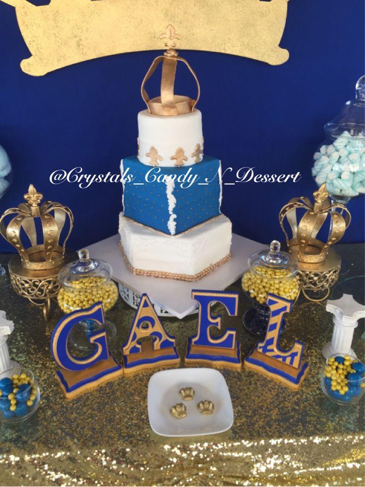 Royal Prince Candy & Dessert Buffet!