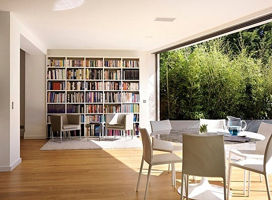 Brabourne Farm: Light Houses: Libraries, Dreams Houses, Interiors Design, London Houses, Interiordesign, Architecture, Books Lovers, Photo, Film Locations