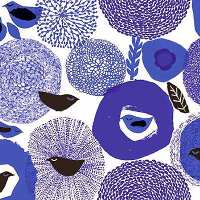 Matti is an illustrator and textile designer based in Helsinki, Finland who has designed for Marimekko as well as Kauniste and illustrates for magazines, children's books and more.