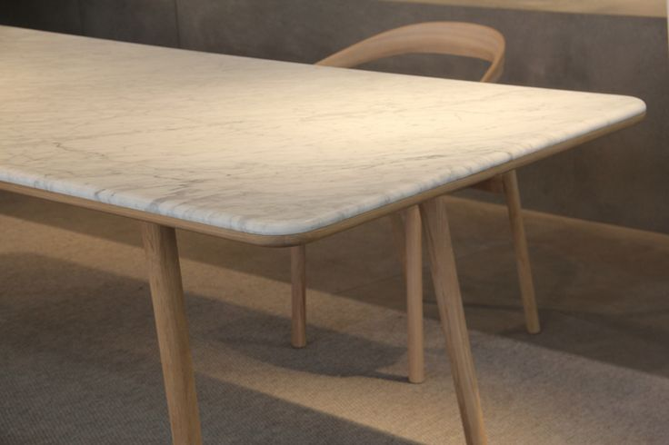 arin table by jean louis iratzoki for retegui marble company
