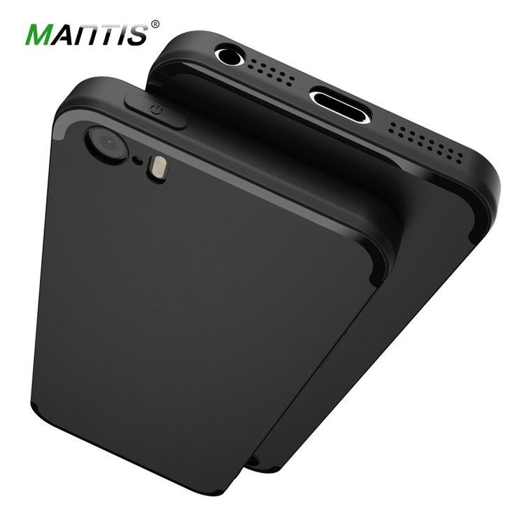 Cep telefonu  Mobile Phone Bags Cases Original Mantis Ultra Thin Transparent Nature TPU Case For iPhone 5 5s SE Clear TPU Soft Back Cover Case For iPhone 5 5s Case ** Bu bagli bir çam AliExpress oldugunu.  Resmi tiklayarak AliExpress web sitesinde benzer urunleri bulunuz