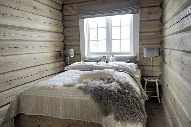 From a Norwegian mountain cottage