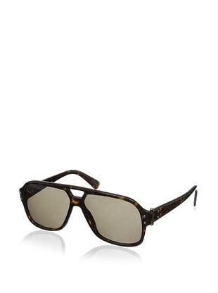 66% OFF Lanvin Women's Sunglasses, Dark Havana