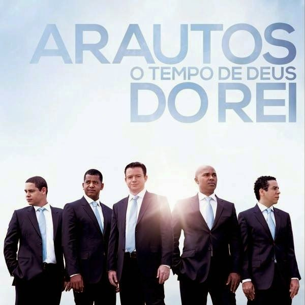 Baixar CD Arautos do Rei - O Tempo de Deus - 2015 - Ok Gospel - Baixar CD Gospel, Download CD Gospel