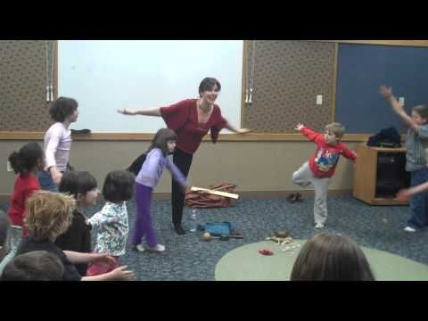 Storytime Yoga for Kids Going to See My Valentine Kids Yoga Warm-Up with Sydney Solis
