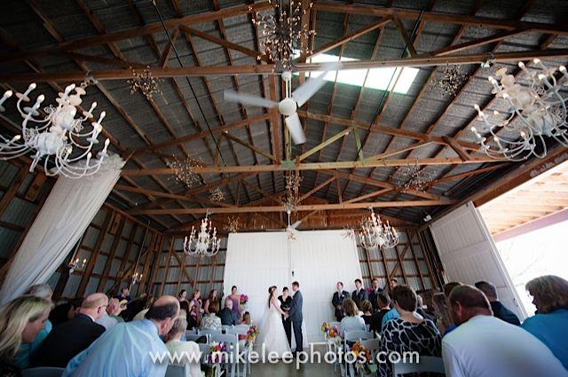 Barn Wedding Emerson Creek Pottery And Tearoom Oswego Il Mr Mrs Pinterest