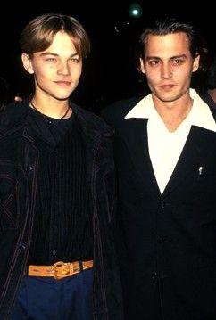 Johnny Depp and Leonardo DiCaprio - What's Eating Gilbert Grape?