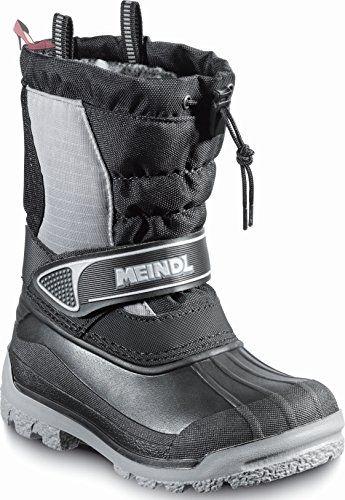 Meindl snowy 3000 cm (noir/gris 030 - - Noir/gris, Taille 38