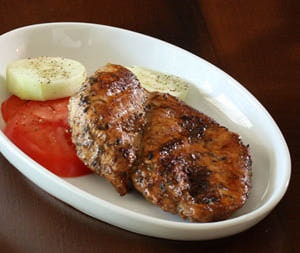 Balsamic Marinated Chicken Breasts: this is soooooo good!! Tastes like ...