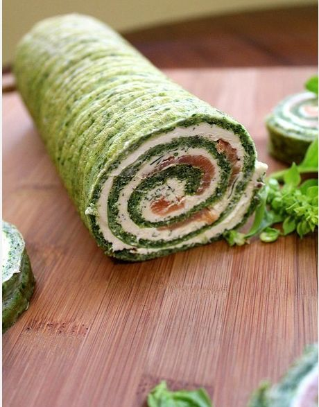 Roulade of spinach, Basil and salmon — Beautiful, tasty and healthy and for losing weight https://www.noticiasemdia.com/roulade-of-spinach-basil-and-salmon-beautiful-tasty-and-healthy-and-for-losing-weight/BAI