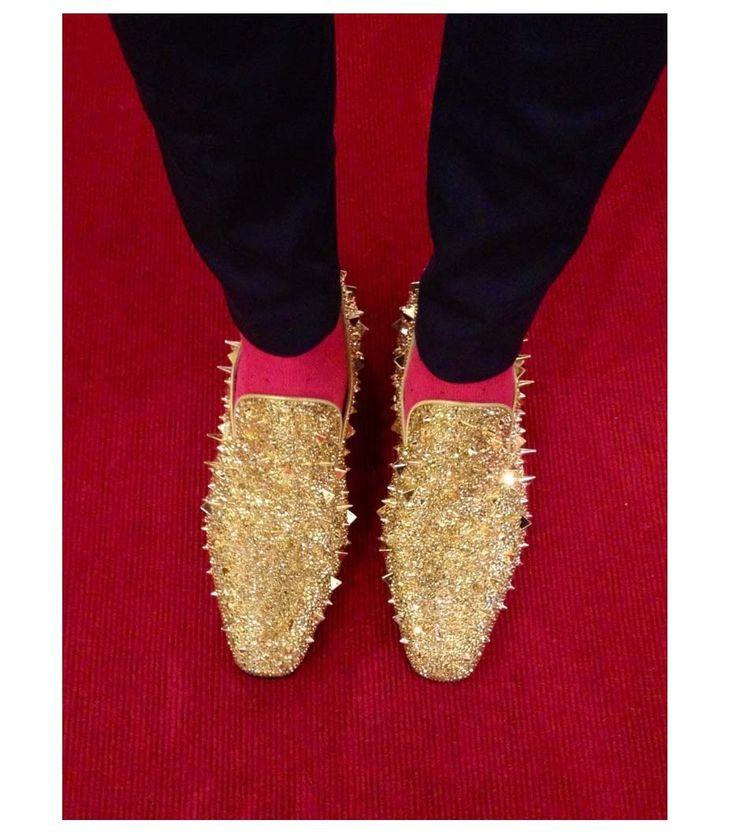 Louboutin's Torero shoes