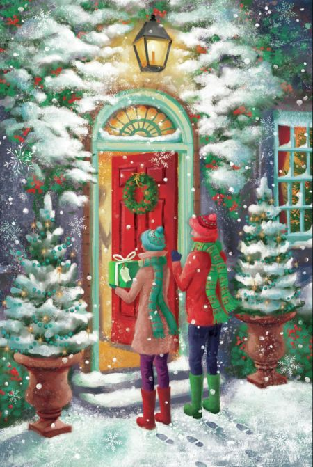 Andrew Smith - ANDREW SMITH - DOOR SCENE