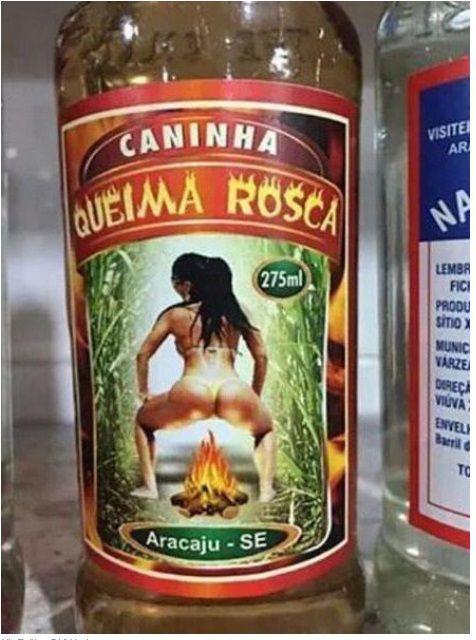 cachaça queima rosca -de ARACAJU-SERGIPE