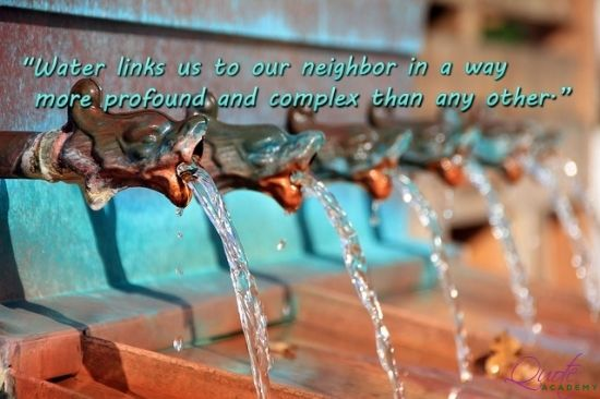 Save Water Slogans and Quotes with Poster #Quoteacademy