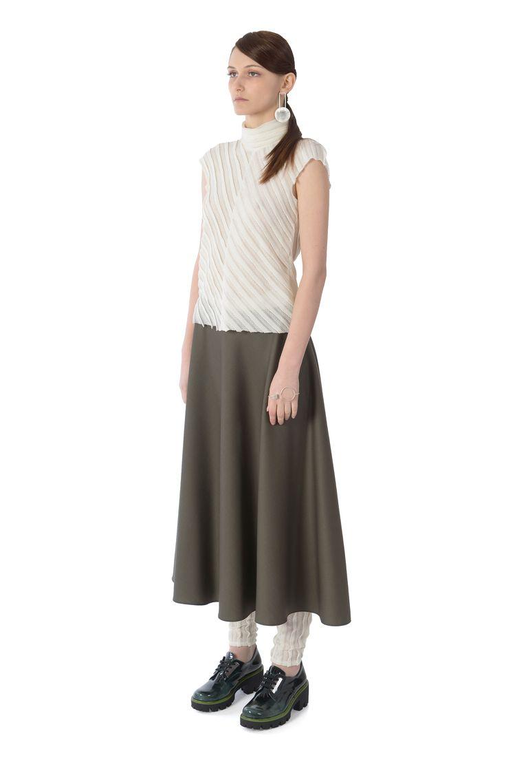 Sleevless turtleneck www.cajun.ro  #style, #fashion, #shop