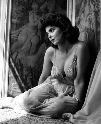 Tina Louise. 1950s. Ginger from Gilligan's Island