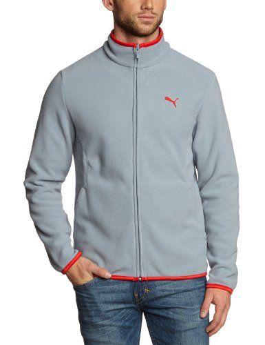 €19.50 in Gr. S / L * PUMA Herren Jacke ESS Microfleece Jacket